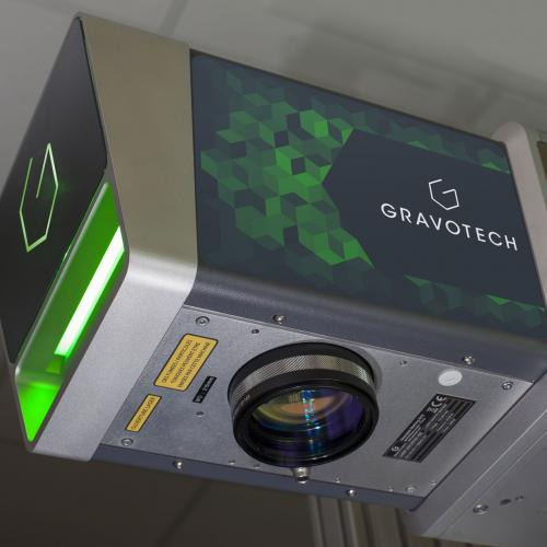 Gravotech -  Laser series : Hybrid, CO2 and green